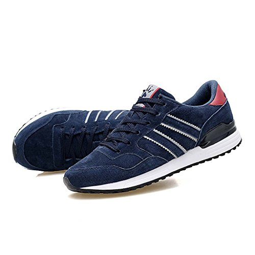 Zxcv Outdoor Chaussures Casual Chaussures Blue Chaussures De Sport Pour Hommes