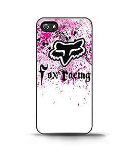 Coque iPhone 4/4s - fox racing pink