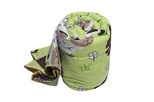 TherapieDecke - Traktor Gewichtsdecke - Schwere Decke für Kinder/Jugendliche mit Schlafproblemen und Funktionsstörungen, Größe: 90x120 cm, 3 kg