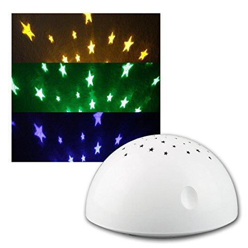 Trio Leuchten R53430001Sirius Base LED, weiß
