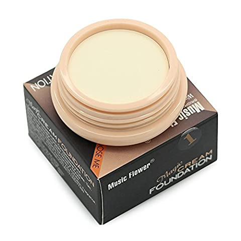 Blanc Smudgeproof Maquillage - ucanbe 3couleur base Contour maquillage professionnel imperméable
