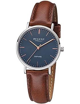 REGENT Damen-Armbanduhr 12111200