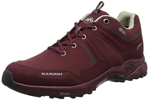 Mammut Damen Trekking- & Wander-Schuh Ultimate Pro Low GTX®, Violett (merlot-taupe), EU 40