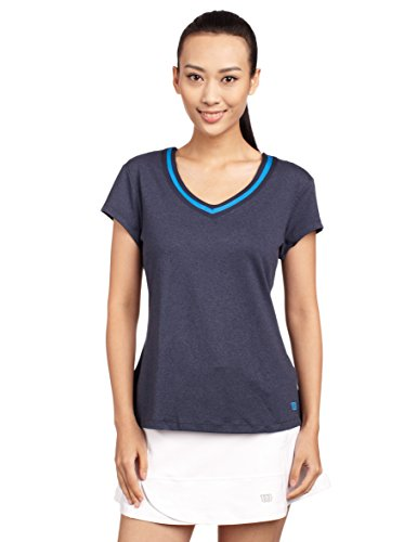 Wilson Tee-shirt Specialist. cap Bleu - Bleu marine