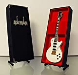 Axman Steve Clark (Def Leppard): Gibson Les Paul-Guitare Réplique Miniature...