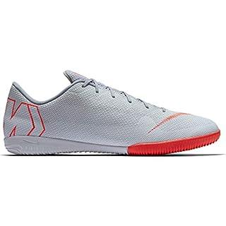 pretty nice c6cb7 f81c4 Nike Unisex-Erwachsene Mercurial VaporX XII Academy Indoor Fitnessschuhe,  Mehrfarbig (Wolf Grey/