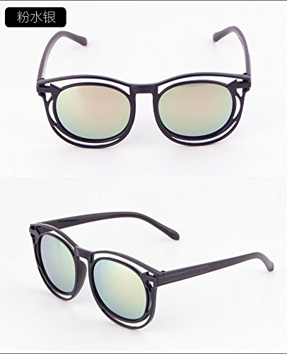 ZHANGYUSEN Adultes Femmes Lunettes Miroir Film couleur Ms Vente grands  verres de lunettes homme Restaurer Voies 24dc2c2758e3