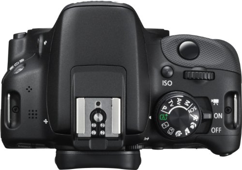 Cheap Canon EOS 100D Review
