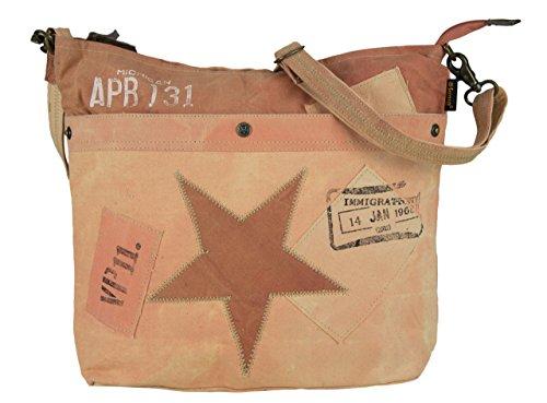 Sunsa Vintage Tasche , Borsa Messenger