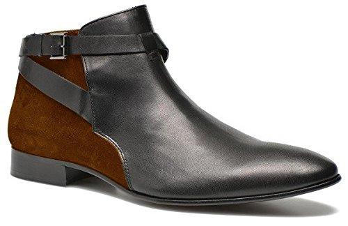 Chaussures classic model Clark en Daim et cuir par HGilliane Design Eu 33 au 46 brown