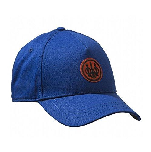 Beretta Patch Cap Blue Baseball Hat Clays Trap Shooting BT031-0560