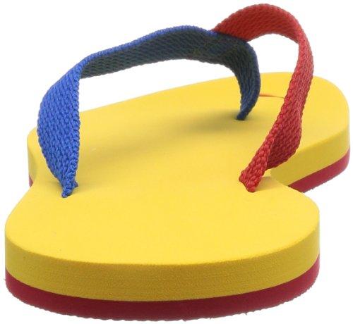Puma Herren Dedo II Brazil Sommer Strand Flip-Flop- Sandalen Gelb