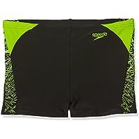 Speedo Boom Splice Boy's Aqua Shorts