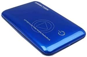 "Peekton MiniPeek 288 Boitier Multimédia 2,5"" SATA HDMI USB 500 Go Bleu"