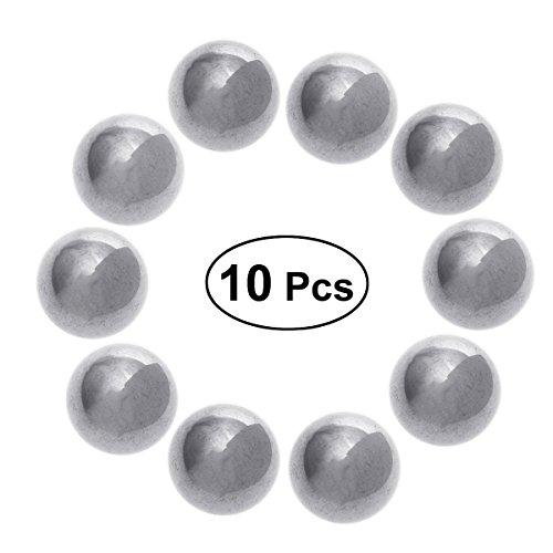 ueetek 10-15mm Durchmesser aus Kohlenstoffstahl Kugellager Kugel Kugel Kugellager
