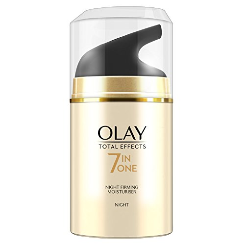 Olay   Total effects  7   in   1 hidratante anti edad de noche   50 ml