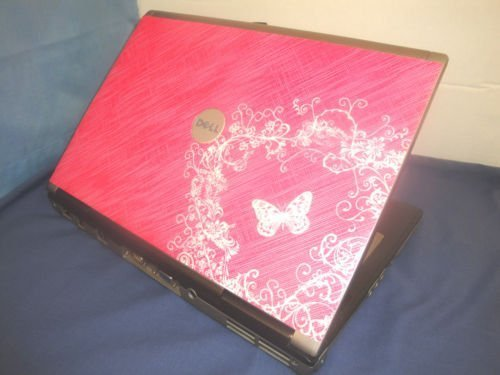 Cheap Dell Latitude D620 Laptop with Pink Butterfly for sale  Delivered anywhere in UK
