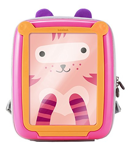 Zoom IMG-3 ben bat govinci backpack pink