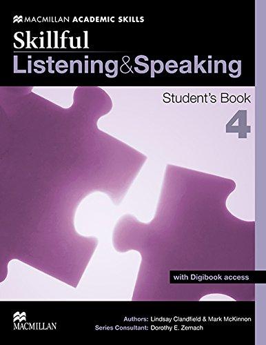 SKILLFUL 4 Listening & Speaking Sb Pk (Skilfull)