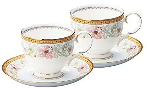 Noritake bone china blooming Splendor tea and coffee porcelain bowl