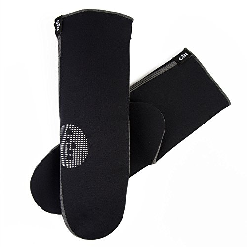 Gill Thermal (2017 Gill Thermal NeoSkin Hot Sock in BLACK 4525 Size - - Small)