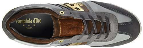 Pantofola d'Oro Imola Adesione Uomo Low, Sneakers basses homme Grau (.6Qw)