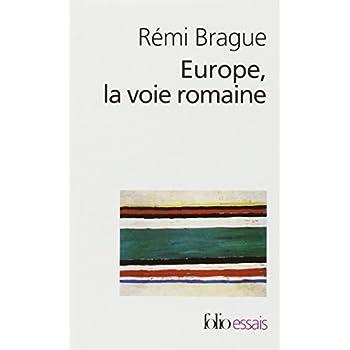Europe, la voie romaine