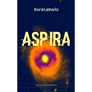 Aspira (Science-Fiction-Roman): Die Geschichte einer Wolke (German Edition)