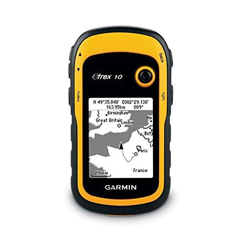Garmin etrex-10 (10 Etrex Gps-garmin)