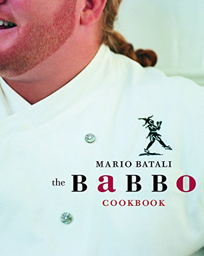 The Babbo Cookbook (Mario Batali Pizza)