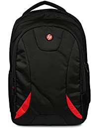 HP W2N96PA 15-inch Nylon Unisex Laptop Backpack (Red)