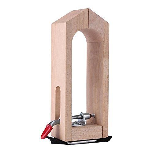Leder Halteclip Set, Clip Handwerk Holz Werkzeuge für DIY Nähen Stitching Schnürung -