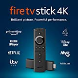 Amazon Fire TV Stick 4K Ultra HD with Alexa Voice Remote | streaming media player only £39.99 on Amazon