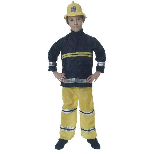 Imagen de fireman  disfraz de bombero infantil, talla 7  9 años u24 031