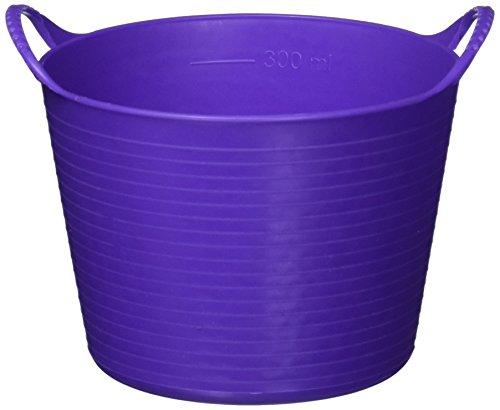 Tubtrugs Cubo Flexible Morado 0.37 litros SPMICRO.P