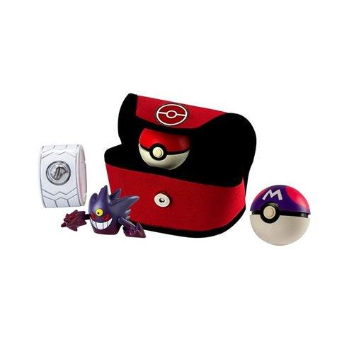 """TOMY Pokémon """"Trainer Erstausstattung"""" – hochwertiges Pokétrainer-Set zum Spielen und Sammeln –  für Kinder ab 4 Jahre (Pokemon-master-set)"""