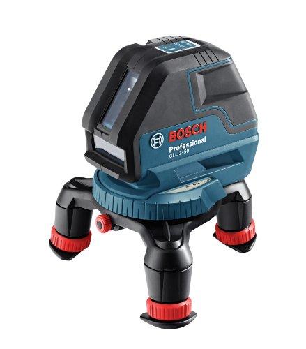 Bosch Gll3-50 Drei Linienlaser mit Layout Strahl -