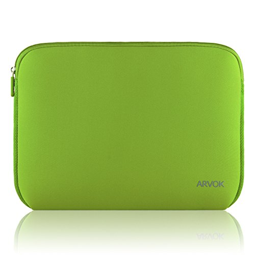 arvok-11-12-inch-laptop-sleeve-case-water-resistant-neoprene-notebook-computer-pocket-tablet-briefca