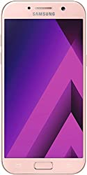 Samsung Galaxy A5 (2017) Smartphone (5,2 Zoll (13,22 Cm) Touch-display, 32 Gb Speicher, Android 6.0) Peach-cloud (European Sim Card Only)