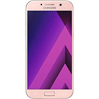 "Samsung Galaxy A5 (2017) SM-A520F 4G 32GB Pink smartphone - smartphones (13.2 cm (5.2""), 1920 x 1080 pixels, Flat, SAMOLED, 16.78 million colours, Multi-touch)"