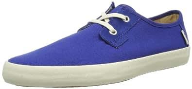 Vans M Michoacan, Baskets mode homme - Bleu (True Blue/Antique White), 38.5 EU