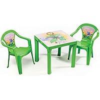 Paradiso Kinder Tisch (grün) preisvergleich bei kinderzimmerdekopreise.eu