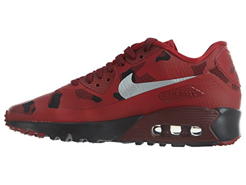 Nike Air Max NS SE (GS) Rot (Gym Red/Team Red/Black/Metallic Silver)
