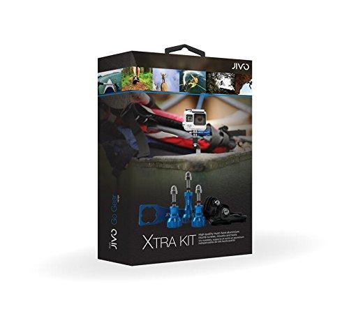 Jivo Technology GoGear Xtra Kit-Ersatzteile für Gopro