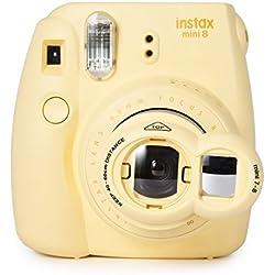 Woodmin Close Up selfie Lense Für Fuji Mini 8 8+ Mini 9 Mini 7s Mini KT Kamera (giallo)