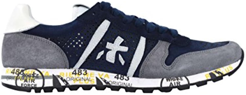 PREMIATA Scarpe Uomo scarpe da ginnastica Basse Eric 2118 | | | Di Prima Qualità  323632