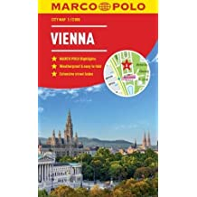 Vienna Marco Polo City Map 2019 (Marco Polo City Maps)