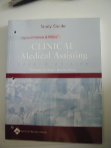 Lippincott Williams & Wilkins' Clinical Medical Assisting PDF Books