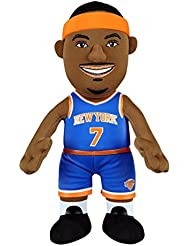 Bleacher Creatures NBA CARMELO ANTHONY #7 - New York Knicks Plush Figure