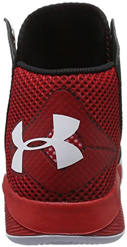 Under Armour Herren Torch Fade Basketballschuhe Schwarz (Black 002)